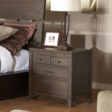 Promenade 3 Drawer Nightstand