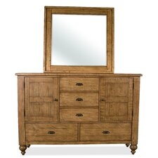 Summerhill 5 Drawer Dresser
