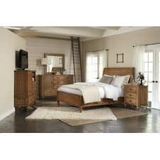 Summerhill Sleigh Bedroom Collection