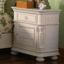 Placid Cove 1 Drawer Nightstand