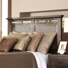 <strong>Riverside Furniture</strong> Promenade Panel Headboard