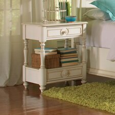 Placid Cove 2 Drawer Nightstand