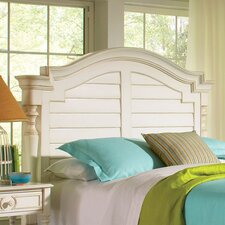 <strong>Riverside Furniture</strong> Placid Cove Arch Panel Headboard