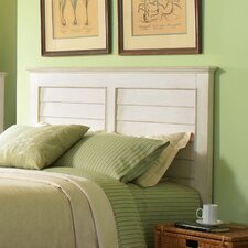 <strong>Riverside Furniture</strong> Placid Cove Louver Panel Headboard