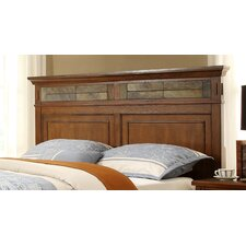 <strong>Riverside Furniture</strong> Craftsman Home Panel Headboard