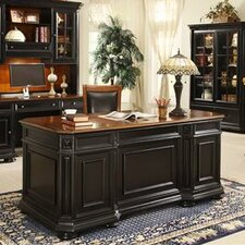 <strong>Riverside Furniture</strong> Allegro Executive Desk