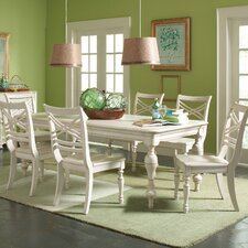 <strong>Riverside Furniture</strong> Placid Cove Dining Table