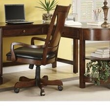 <strong>Riverside Furniture</strong> Bella Vista High-Back Office Chair