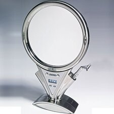 Z'Fogless Power Zoom Lighted Mirror