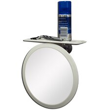 Z'Fogless Ultra II Shaving Mirror in White