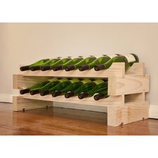 14 Bottle Wine Rack
