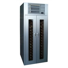 440 Two Door Industria Wine Cooler Cabinet