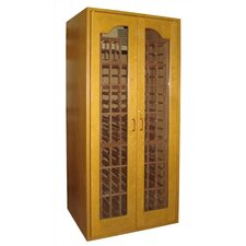 Sonoma LUX 250-Model Cherry Wine Cabinet