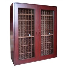 Sonoma 500 Wine Cooler Cabinet in Cherry Wood