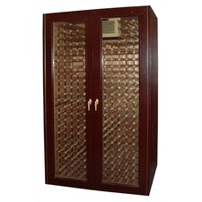<strong>Vinotemp</strong> 600 Economy 440-Bottle Wine Cooler Cabinet with Glass Windows