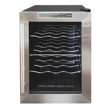 <strong>Vinotemp</strong> VT-12 Thermoelectric Wine Cooler with Stainless Trim
