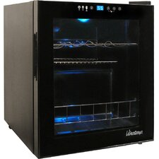 15 Bottle Single Zone Wine Refrigerator