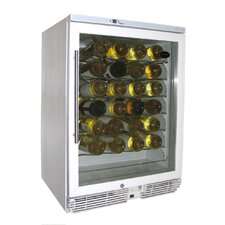 58 Bottle Dual Zone Wine Refrigerator