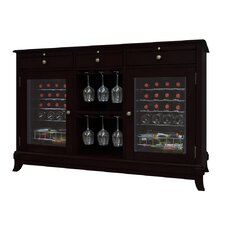 36 Bottle Dual Zone Thermoelectric Wine Refrigerator
