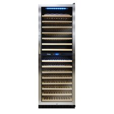 <strong>Vinotemp</strong> 155 Bottle Dual Zone Wine Cooler