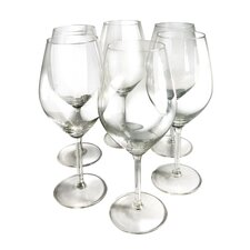 <strong>Vinotemp</strong> Illuminati 15 oz White Wine Glass (Set of 6)