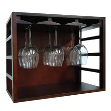 Epicureanist Stackable Tabletop Wine Glass Rack