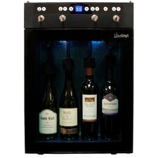 <strong>Vinotemp</strong> 4 Bottle Wine Dispenser