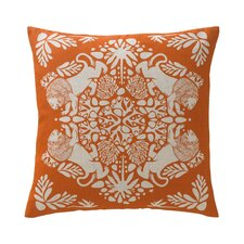 Lion Tangerine Pillow