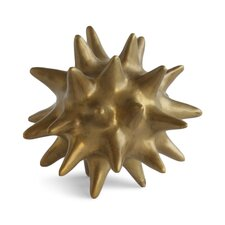 Urchin Antique Gold Object