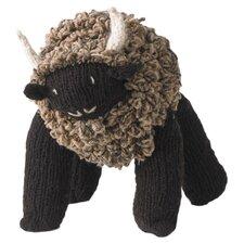 Buffalo Plush Toy