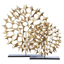 Cosmos Sculpture Gold