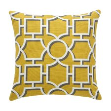 Vreeland Citrine Pillow