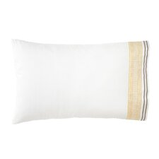 Blockprint Border Pillowcase (Set of 2)
