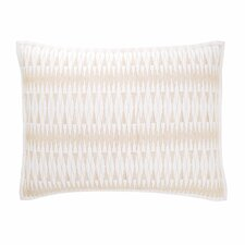 Loire Saffron Quilted Sham (Set of 2)