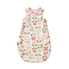 Rosette Blossom Flannel Lined Night Sack