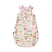 Rosette Blossom Flannel Lined Night Sack