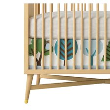<strong>DwellStudio</strong> Owls Crib Skirt