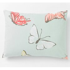 Butterfly Cotton Sham