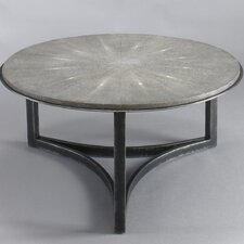 Milo Coffee Table in Shagreen