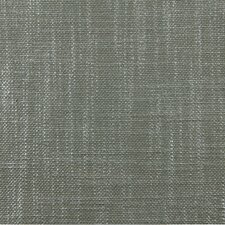 Glazed Linen Fabric - Steel