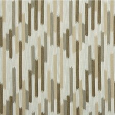 Ikat Blocks Fabric - Toffee