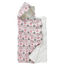 Zinnia Rose Hooded Towel