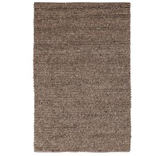 Braided Wool Espresso Rug