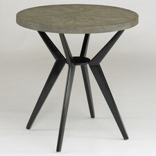 Odin Side Table in Grey Shagreen