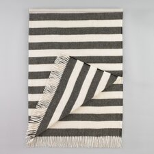 Draper Stripe Throw