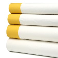 Modern Border 400 Thread Count Sheet Set