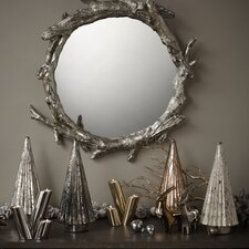 Metallic Mercury Glass Tree - SOLD OUT