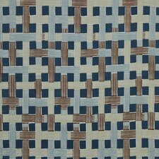 Illusion Weave Fabric - Copper