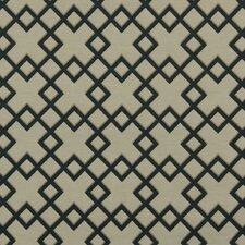 Cross Lane Fabric - Navy