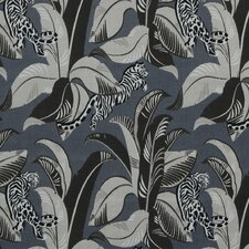 Jungalow Fabric - Jet